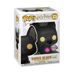 Figuren Pop! Flockierte Harry Potter Sirius Black Limitierte Auflage Funko Online Shop Schweiz