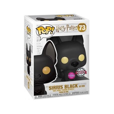 Figur Pop! Flocked Harry Potter Sirius Black Limited Edition Funko Online Shop Switzerland