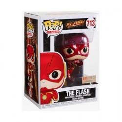 Figurine Pop! Metallique Dc Comics The Flash Edition Limitée Funko Boutique en Ligne Suisse