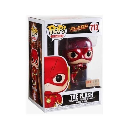 Figur Pop! Metallic Dc Comics The Flash Limited Edition Funko Online Shop Switzerland