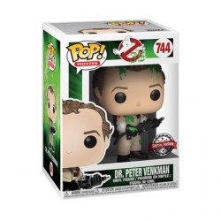Figur Pop! SOS Ghostbusters Dr. Peter Venkman Limited Edition Funko Online Shop Switzerland