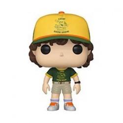 Figurine Pop! TV Stranger Things Season 3 Dustin At Camp Funko Boutique en Ligne Suisse