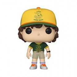 Figur Pop! TV Stranger Things Season 3 Dustin At Camp Funko Online Shop Switzerland