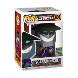 Figur Pop! SDCC 2020 Samurai Jack Scaramouche Limited Edition Funko Online Shop Switzerland