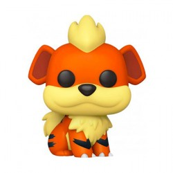 Figur Pop! Pokemon Growlithe (Rare) Funko Online Shop Switzerland