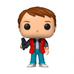 Figur Pop! Back To The Future Marty McFly with Video Camera Funko Online Shop Switzerland
