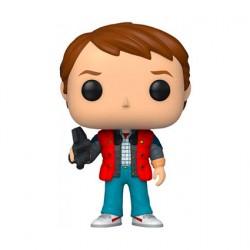 Figurine Pop! Retour vers le Futur Marty McFly avec Video Camera Funko Boutique en Ligne Suisse