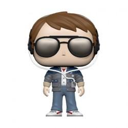 Figurine Pop! Retour vers le Futur Marty McFly avec Lunettes Funko Boutique en Ligne Suisse