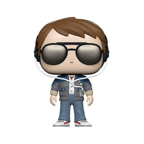 Figur Pop! Back To The Future Marty McFly with Glasses Funko Online Shop Switzerland