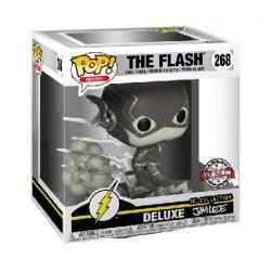 Figurine Pop! Deluxe The Flash Jim Lee Noir et Blanc Edition Limitée Funko Boutique en Ligne Suisse