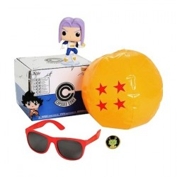 Figuren Box Dragon Ball Z Pop Future Trunks Limitierte Auflage Funko Online Shop Schweiz