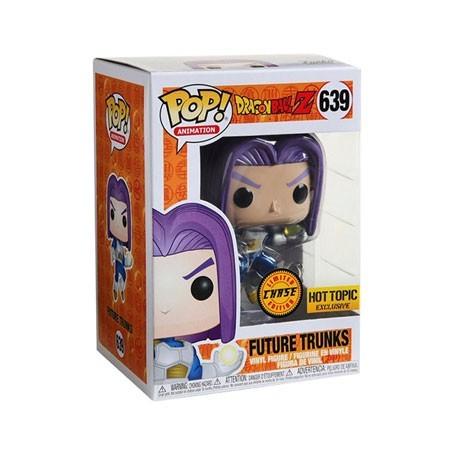 Figur Box Dragon Ball Z Pop Metallic Future Trunks Chase Limited Edition Funko Online Shop Switzerland