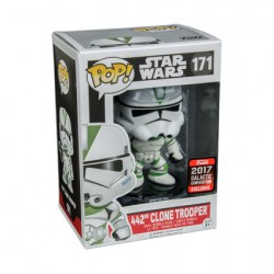 Pop! Galactic Convention 2017Star Wars 442nd Clone Trooper Edition Limitée