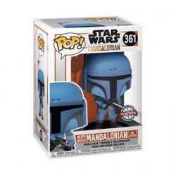 Figurine Pop! Star Wars The Mandalorian Death Watch No Stripes Edition Limitée Funko Boutique en Ligne Suisse