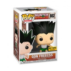 Figur Pop! Hunter X Hunter Gon Freecss Limited Edition Funko Online Shop Switzerland