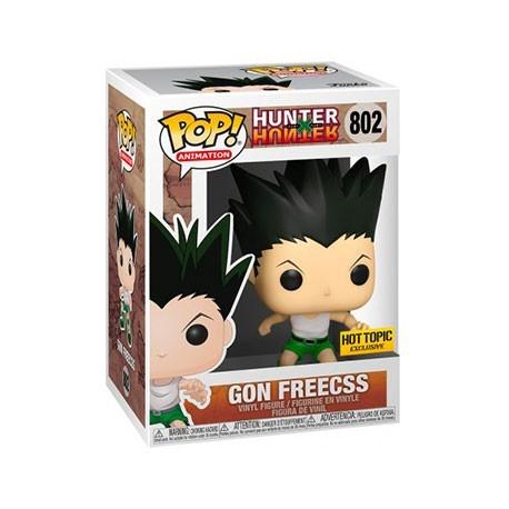 Figur Pop! Hunter X Hunter Gon Freecss Limited Edition Funko Online Shop Switzerland