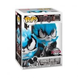 Figurine Pop! Marvel Venomized Ghost Rider Edition Limitée Funko Boutique en Ligne Suisse