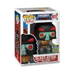 Figurine Pop! SDCC 2020 Master of the Univers Blast-Attak Edition Limitée Funko Boutique en Ligne Suisse