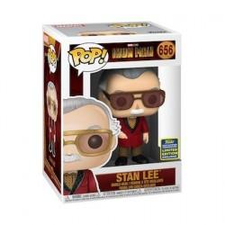 Figurine Pop! SDCC 2020 Stan Lee Iron Man Edition Limitée Funko Boutique en Ligne Suisse