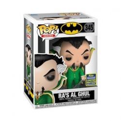 Figurine Pop! SDCC 2020 DC Comics Ra's Al Ghul Edition Limitée Funko Boutique en Ligne Suisse
