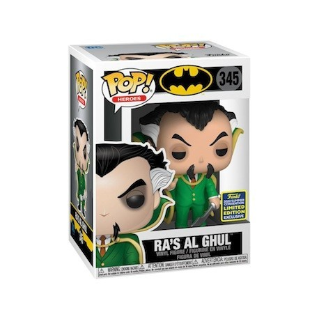 Figur Pop! SDCC 2020 DC Comics Ra's Al Ghul Limited Edition Funko Online Shop Switzerland