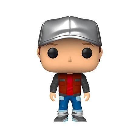 Figur Pop! Back To The Future Part II Marty McFly Funko Online Shop Switzerland