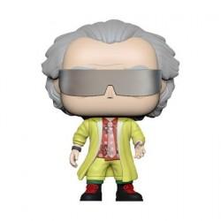 Figurine Pop! Retour vers le Futur Part II Dr. Emmett Brown Funko Boutique en Ligne Suisse