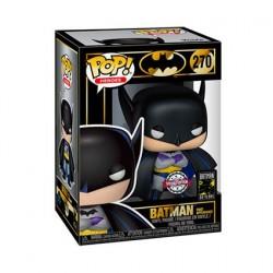 Figurine Pop! DC Comics Batman 80th Batman (First Appearance) Edition Limitée Funko Boutique en Ligne Suisse
