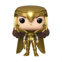 Figur Pop! Wonder Woman 1984 Wonder Woman Gold Armour Power Pose Funko Online Shop Switzerland