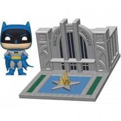 Figurine Pop! Town DC Comics Batman 80th Anniversary Hall of Justice Funko Boutique en Ligne Suisse