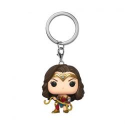 Figurine Pop! Pocket Porte Clés Wonder Woman 1984 avec Lasso Funko Boutique en Ligne Suisse