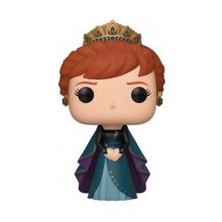 Figurine Pop! Disney La Reine des Neiges 2 Anna (Epilogue) Funko Boutique en Ligne Suisse