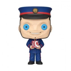 Figuren Pop! TV Doctor Who The Kerblam Man Funko Online Shop Schweiz