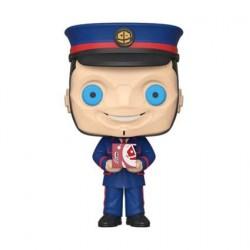 Figurine Pop! TV Doctor Who The Kerblam Man Funko Boutique en Ligne Suisse
