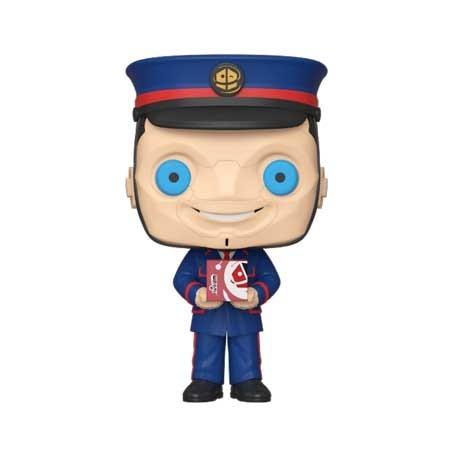 Figur Pop! TV Doctor Who The Kerblam Man Funko Online Shop Switzerland