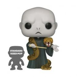 Figurine Pop! 25 cm Harry Potter Voldemort avec Nagini Funko Boutique en Ligne Suisse