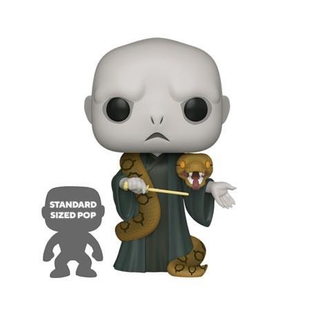 Figur Pop! 25 cm Harry Potter Voldemort with Nagini Funko Online Shop Switzerland