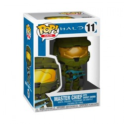 Figur Pop! Halo Master Chief with Energy Sword Limited Edition Funko Online Shop Switzerland