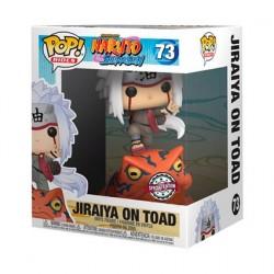 Figurine Pop! Rides Naruto Shippuden Jiraiya on Toad Edition Limitée Funko Boutique en Ligne Suisse