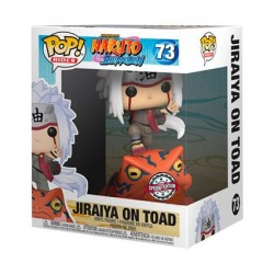 Figur Pop! Rides Naruto Shippuden Jiraiya on Toad Limited Edition Funko Online Shop Switzerland