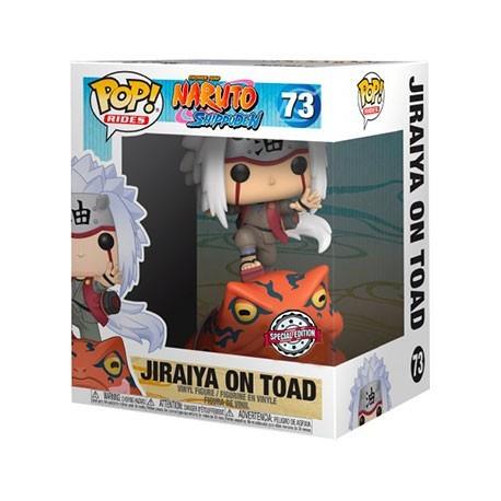 Figur Pop! Rides Naruto Shippuden Jiraiya on Toad Limited Edition Funko Online Shop Switzerland