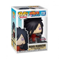 Figur Pop! Naruto Shippuden Madara Reanimation Limited Edition Funko Online Shop Switzerland