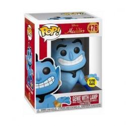 Figur Pop! Glow in the Dark Disney Aladdin Genie with Lamp Limited Edition Funko Online Shop Switzerland