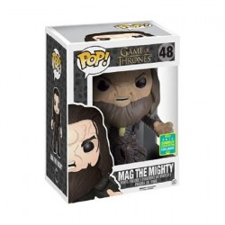 Figur Pop! 15 cm SDCC 2016 Game Of Thrones Mag the Mighty Limited Edition Funko Online Shop Switzerland