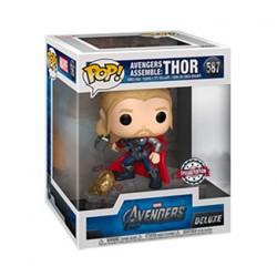 Figurine Pop! Marvel Avengers Thor Assemble Deluxe Edition Limitée Funko Boutique en Ligne Suisse