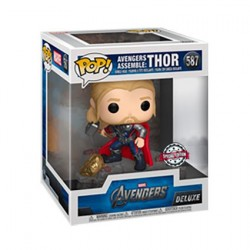 Figur Pop! Marvel Avengers Thor Assemble Deluxe Limited Edition Funko Online Shop Switzerland