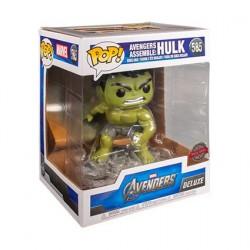 Figurine Pop! Marvel Avengers Hulk Assemble Deluxe Edition Limitée Funko Boutique en Ligne Suisse