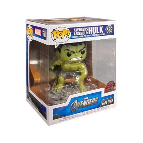 Figur Pop! Marvel Avengers Hulk Assemble Deluxe Limited Edition Funko Online Shop Switzerland