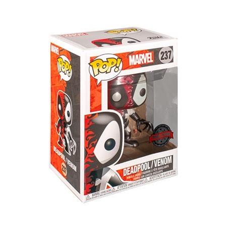 Figur Pop! Metallic Marvel Venom Venomized Deadpool Limited Edition Funko Online Shop Switzerland