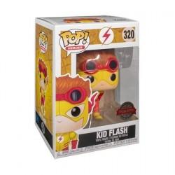 Figurine Pop! DC ComicsYoung Justice Kid Flash Edition Limitée Funko Boutique en Ligne Suisse
